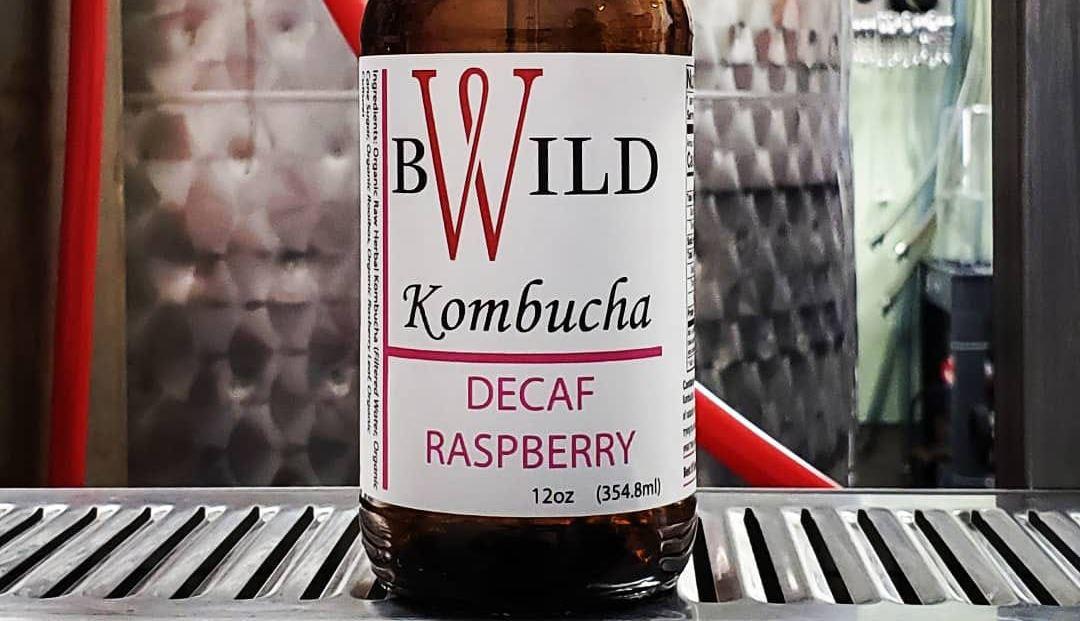 BWild Kombucha